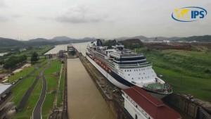 La ampliación del canal de Panamá comienza a navegar en junio