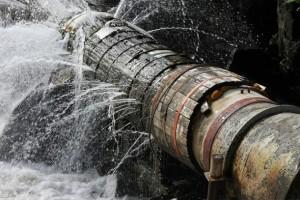 La guerra civil en Siria destruyó gran parte de la infraestructura hídrica del país. Cinco millones de personas padecen una escasez crítica de agua. Crédito: Bigstock