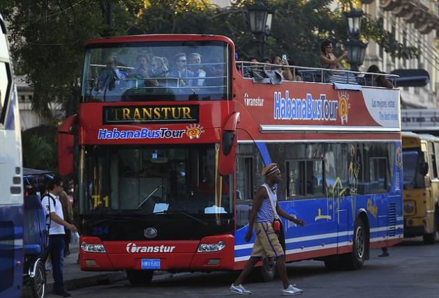 El turismo destaca como el sector más dinámico de la economía cubana. Crédito: Jorge Luis Baños /IPS
