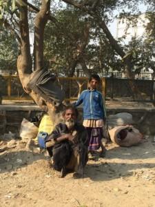 Los mendigos suelen ser detenidos por la policía y pasar años en la cárcel sin cargos en su contra, lo que empeora el hacinamiento que ya agobia a los centros de reclusión de India. Crédito: Neeta Lal/IPS