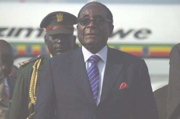 El presidente de Zimbabwe, Robert Mugabe. Crédito: Al Jazeera / cc by 2.0