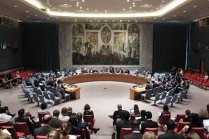 El Consejo de Seguridad de la ONU debate en 2013 sobre la protección de periodistas en conflictos armados. Crédito: JC McIlwaine/ONU.