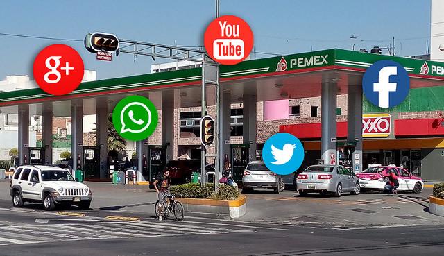 Las redes sociales han protagonizado las iniciativas ciudadanas para impulsar las protestas contra el incremento de la gasolina en México y la estrategia desde el poder para contrarrestar ese ciberactivismo. Crédito: Emilio Godoy/IPS