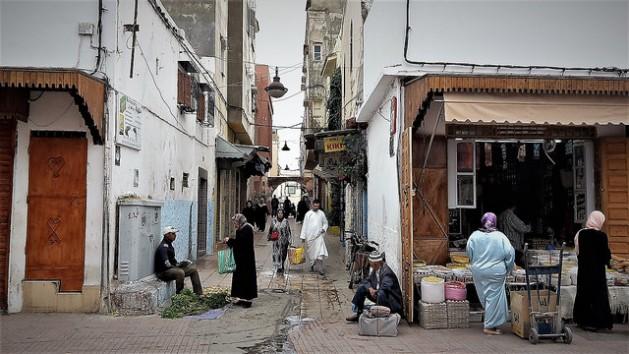 Ciudad de Rabat, Marruecos. Crédito: Fabiola Ortiz / IPS