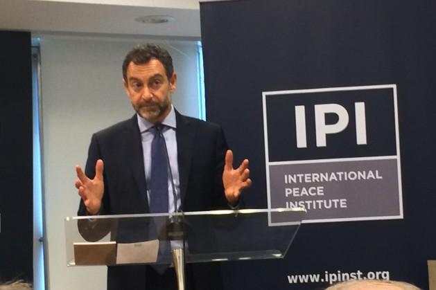 Toby Lanzer, secretario general adjunto de la ONU y coordinador regional humanitario para el Sahel. Crédito: L. Rowlands/IPS.