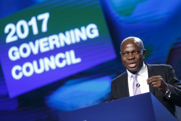 Gilbert Fossoun Houngbo será el nuevo presidente del FIDA a partir del 1 de abril de 2017. Crédito: Cortesía FIDA.