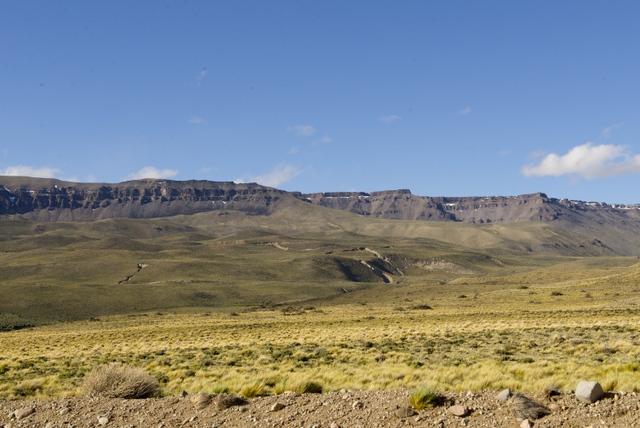 El Parque Nacional Patagonia, en la provincia de Santa Cruz, es el último creado en Argentina, en 2014, gracias a la donación las tierras por una fundación privada. En el país hay parques nacionales desde hace 80 años pero la superficie bajo protección solo alcanza seis por ciento del total. Crédito: Fundación Flora y Fauna Argentina