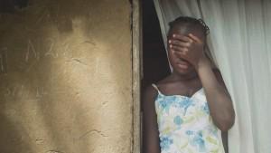 Impactantes revelaciones sobre lo ocurrido a las niñas víctimas de abuso sexual por efectivos de las fuerzas de paz en República Centroafricana se dieron a conocer en una conferencia de prensa de la Campaña Código Azúl el 12 de abril de 2017. Crédito: SVT