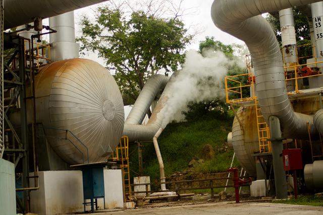 Centroamérica posee potencial energético verde en el campo de la geotermia.