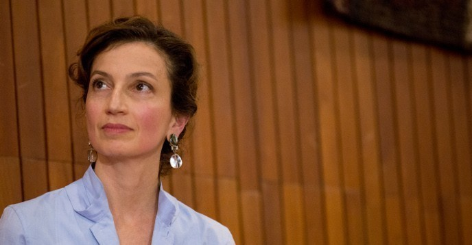 La exministra de Cultura de Francia, Audrey Azoulay, elegida para dirigir a la Unesco. Crédito: Unesco.