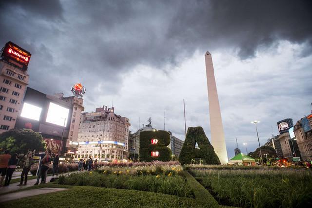 La capital argentina, preparada para recibir a la XI Conferencia Ministerial de la Organización Mundial de Comercio, entre el 13 y el 16 de diciembre. Crédito: Gobierno de Buenos Aires