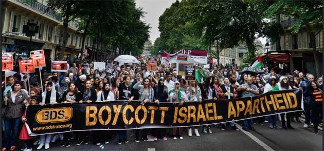 El Movimiento de Boicot, Desinversión y Sanciones (BDS) es una campaña mundial de rápido crecimiento que comenzó hace 13 años y que procura reforzar la presión económica y política sobre Israel con el objetivo de crear de una ves por todas un Estado palestino. Crédito: Movimiento BDS.