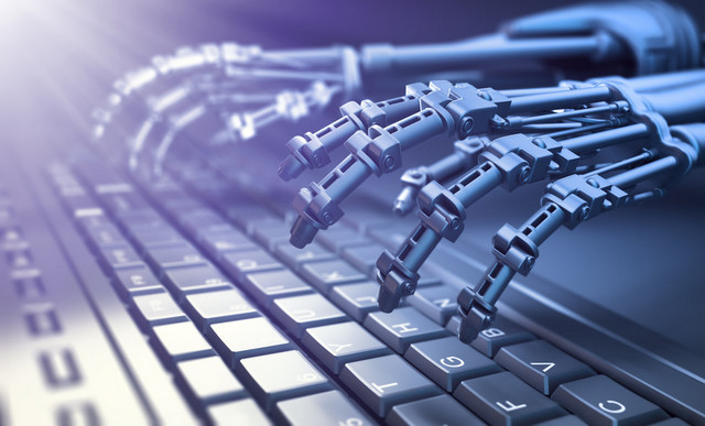 """Los programas automatizados, conocidos por el vocablo inglés """"bots"""", amenazan con ensuciar las campañas políticas, mediante mensajes masivos y tramposos, que pueden perturbar el juego democrático. Crédito: Phys.org"""