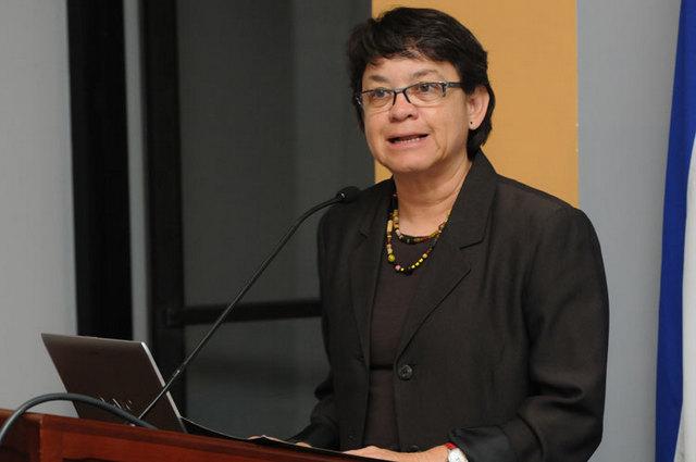 La costarricense Monserrat Sagot, precursora del activismo contra la violencia hacia la mujer. Crédito: Cortesía de la entrevistada