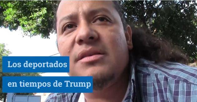 Los deportados en tiempos de Trump