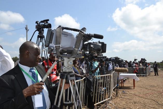 Defensores de la libertad de prensa en Kenia denuncian su alarmante deterioro en los últimos años. Crédito: Miriam Gathigah/IPS.