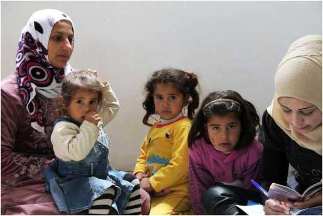 Desde el inicio del conflicto en Siria en marzo de 2011, este país ha sufrido una destrucción sin precedentes. Además, más de cinco millones de sirios huyeron de su país y seis millones son desplazados internos y más de 13 millones de personas necesitan asistencia humanitaria. Crédito: Foto ONU.