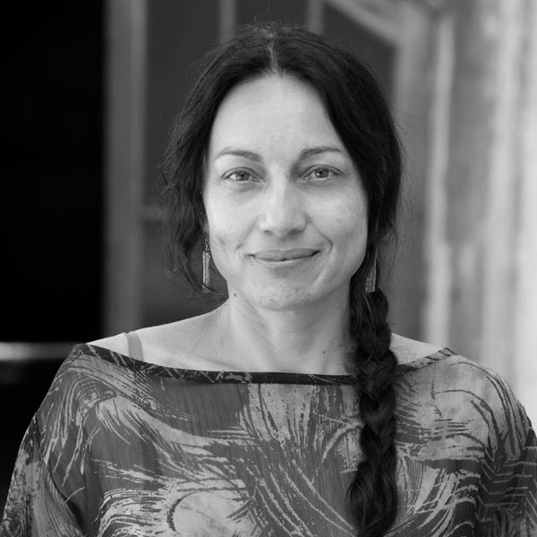 Paulina Acevedo, coordinadora del Programa de Ciudadanía e Interculturalidad del chileno Observatorio Ciudadano. Crédito: Cortesía de la autora