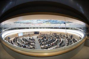 Vista general de la 38 sesión del Consejo de Derechos Humanos de la ONU, el 22 de junio de 2018. Crédito: Jean-Marc Ferré/UN Photo.