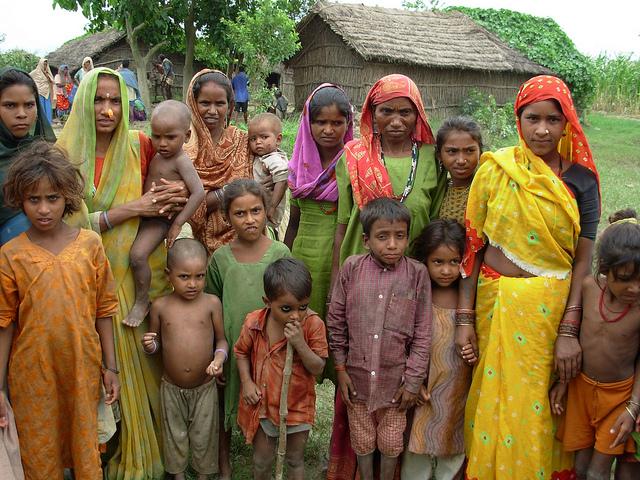 La malnutrición es un motivo de preocupación en Nepal, donde la padecen un millón de menores de cinco años de forma crónica, y 10 por ciento presentan síntomas graves. Crédito: Naresh Newar/IPS.