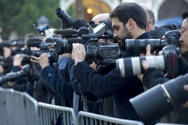 Según el Comité para la Protección de Periodistas, 44 profesionales de la prensa murieron en lo que va de 2018, 27 de los cuales asesinados. Crédito: Cortesía ONU Ginebra.