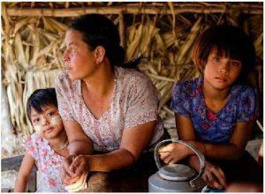 Los rostros de la pobreza. Crédito: Andrea Egan/PNUD