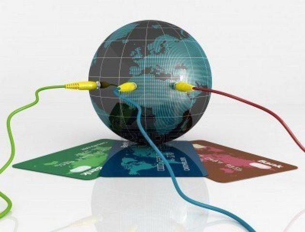 A la expansión del comercio electrónico la acompaña su concentración en un puñado de empresas y de países. Crédito: Rendering