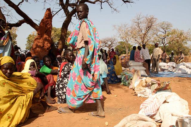"""""""Hay muy poca rendición de cuentas en Sudán del Sur para un problema crónico y endémico de violencia sexual contra mujeres y niñas"""": el portavoz del Alto Comisionado de las Naciones Unidas para los Derechos Humanos (Acnur), Rupert Colville. Crédito: Jared Ferrie/IPS."""