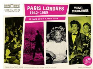 El Museo de la Historia de la Inmigración, de París lanzó una exposición provocadora sobre música y migraciones en marzo de 2019 y que se extenderá hasta enero de 2020. Crédito: Cortesía de Museo de la historia de la Inmigración, de París.