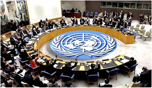 Una sesión del Consejo de Seguridad de la ONU, máximo órgano de seguridad del foro mundial. Crédito: Cortesía.