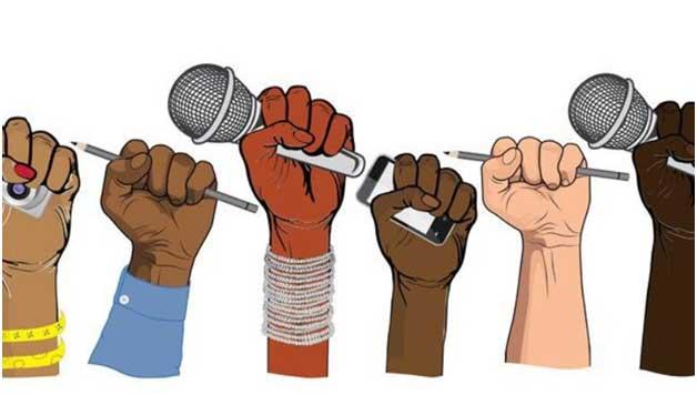 La libertad de expresión es uno de los derechos que está siendo restringido de manera particular en diferentes países de África, donde el activismo de la sociedad civil y los derechos humanos enfrentan nuevos ataques en el continente. Crédito: Dominio público