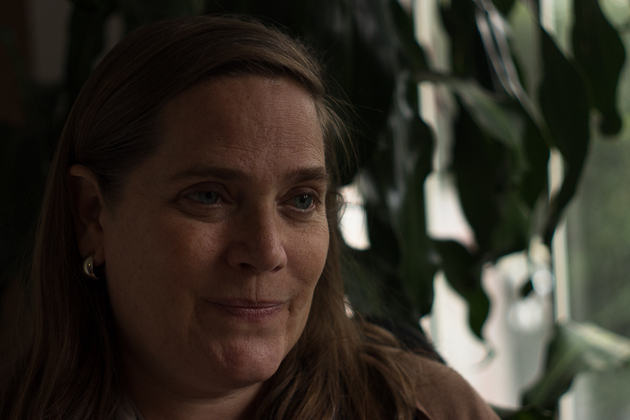 Gretchen Kuhner, de nacionalidad estadounidense, vive en México desde 1998, donde en 2010 fundó el Instituto para las Mujeres en la Migración. Crédito: María Fernanda Ruíz/En el Camino
