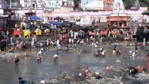El Ganges, el río sagrado y más contaminado de India. Crédito: Wikimedia
