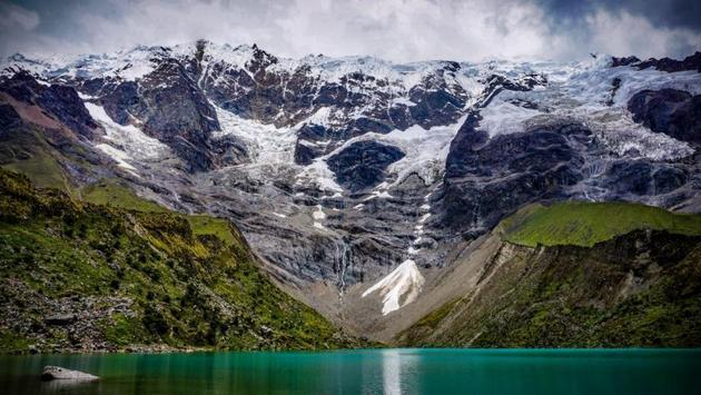 Lago Humantay, en Perú. Crédito: Giacomo Buzzao