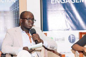 El periodista Erick Kabendera, corresponsal de IPS en Tanzania entre otros medios internacionales, en una imagen de archivo. Crédito: CPJ