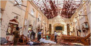 Uno de los templos católicos atacados en Sri Lanka, en los atentados el 21 de abril, en el domingo de la Pascua cristiana. Crédito: Flickr