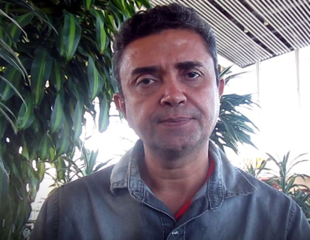 Faustino Pinto, coordinador nacional del Movimiento de Reintegración de las Personas Afectadas por Hanseníasis (Morhan)