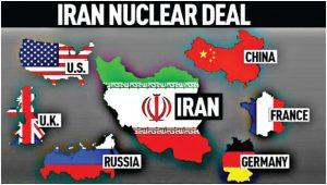 Países que suscribieron en 2015 el acuerdo nuclear sobre Irán, del que Estados Unidos se retiró en 2018. Crédito: Dominio público