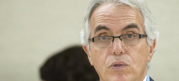 Diego García-Sayán, relator especial sobre la independencia de los jueces y abogados. Crédito: Jean-Marc Ferré/ONU