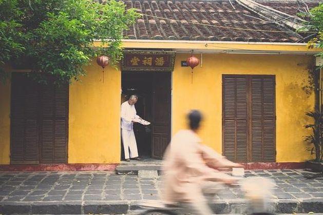 Imagen tradicional en una comunidad de China. Crédito: Cespap