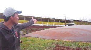 Entre Rios do Oeste, un pequeño municipio, con una población de 4.400 personas y 155.000 cerdos en el occidente del estado de Paraná, inauguró el 24 de julio una minicentral termoeléctrica a biogás. Es producto de un acuerdo pionero promovido por el Centro Internacional de Energías Renovables-Biogás (CIBiogás), que involucra a la alcaldía, 18 porcicultores y la Compañía Paranaense de Energía (Copel). Con potencia de 480 kilovatios, la central permitirá a la alcaldía ahorrar lo que gastaba en electricidad para sus 72 inmuebles, entre sede, oficinas, escuelas y otros servicios. Los 18 criaderos, con cerca de 39.000 cerdos, producirán el biogás que, mediante una red de 20,6 kilómetros de tuberías, llegará a la minicentral.