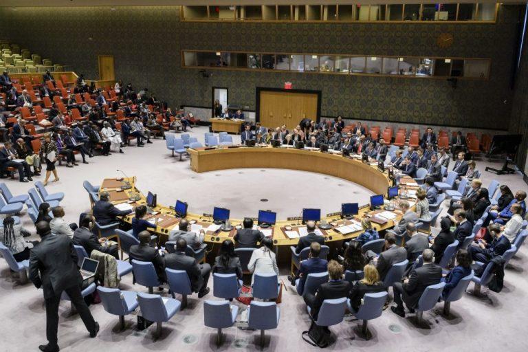 El Consejo de Seguridad de la ONU analizó esta semana la nueva situación en Siria, mientras organizaciones internacionales de ayuda que actúan en el noreste de Siria extremaban su alarma sobre las bajas civiles y la crisis humanitaria que provocaría la ofensiva militar de Turquía contra milicias turcas en la zona. Crédito: Manuel Elias/ONU
