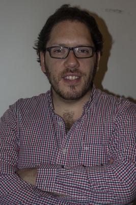 El autor, Eugenio Fernández Vázquez
