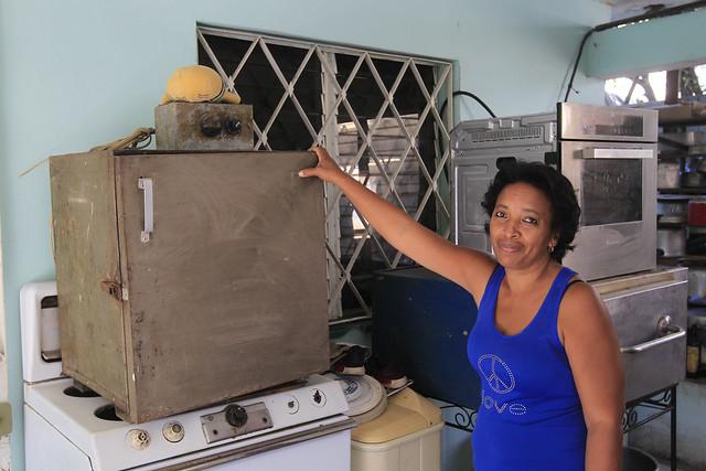 Desde que en Cuba se amplió el trabajo por cuenta propia con el objetivo de actualizar el modelo económico cubano, el número de mujeres emprendedoras creció notablemente