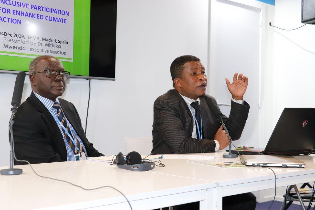 En el marco de la COP25, expertos coincidieron en que los legisladores africanos deberían incorporar la crisis climática en todos los planes de desarrollo, para mitigar y adaptarse a los impactos del recalentamiento planetario