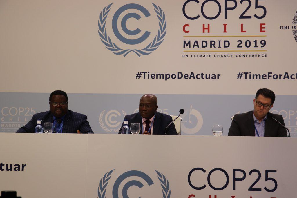 Durante la COP, África pidió consideraciones especiales en la implementación del Acuerdo de París y su financiamiento, ya que es la región más afectada por el cambio climático, pero uno de los menores contribuyentes a la emisión de gases que lo provocan