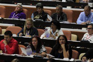 El 20 de diciembre de 2019, el Parlamento cubano aprobó un amplio programa legislativo que no da respuesta legal a la violencia de género en Cuba