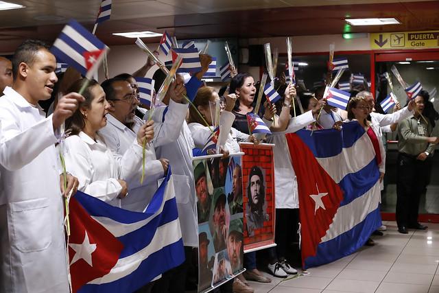 Las brigadas médicas representan un eje de la política exterior de Cuba que atraviesa una crisis compleja tras el retiro de sus misiones de países de América Latina, como Brasil, Bolivia y Ecuador