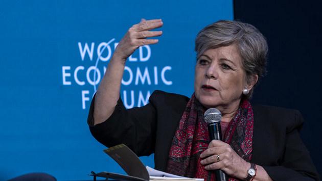 Alicia Bárcena de la Cepal afirmó que la desigualdad es la causa estructural del malestar social en América Latina e instó a la construcción de políticas universales de inclusión social y laboral