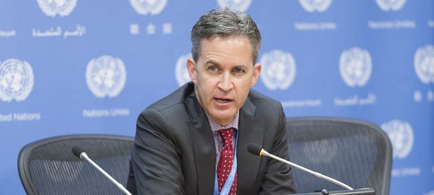 David Kaye, relator especial de la ONU, expresa su preocupación por el presunto espionaje contra el empresario Bezos en el que, según información de la ONU, estaría implicado el príncipe heredero de Arabia Saudita, Mohammed bin Salman